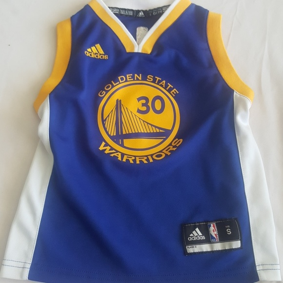27f7ef381ce adidas Other - Golden State Warriors Steph Curry jersey